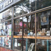 Photo taken at Rust Belt Books by Jim C. on 7/12/2013
