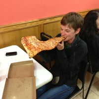 Photo taken at Jumbo Slice Pizza by Rick T. on 5/9/2013