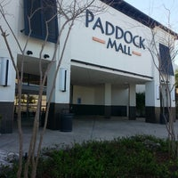 """Photo taken at Paddock Mall by WILFREDO """"WILO"""" R. on 3/25/2013"""