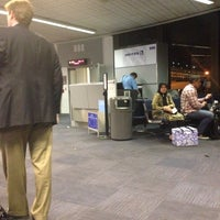 Photo taken at Gate B88 by Jackie T. on 3/26/2014