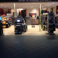 Photo taken at Brookstone by Max A. on 10/6/2013