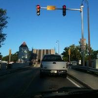 Photo taken at Camino Real Bridge by Brian B. on 11/3/2012
