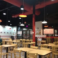 Photo taken at Five Guys by Ryan W. on 12/4/2012
