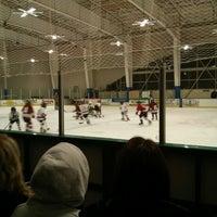 Photo taken at South Lake Tahoe Ice Arena by Yvo on 10/13/2013