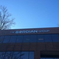 Photo taken at The Gordian Group Corporate Headquarters by Chan G. on 12/15/2014