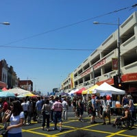 Photo taken at Footscray Market by ingrid ursula h. on 1/20/2013
