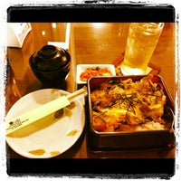 Photo taken at Osaka Healthy Japan Restaurant by Art T. on 11/18/2012