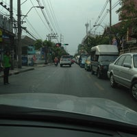 Photo taken at Chom Thong Road by Art T. on 3/9/2013