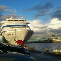 Photo taken at Frihamnen Resort by Lars H. on 9/20/2012