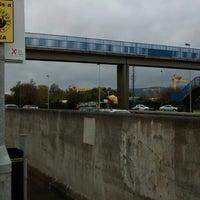 Photo taken at Sydenham Station by Eddie R. on 10/27/2014