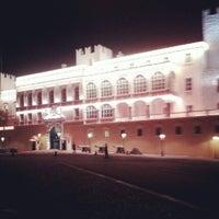 Photo taken at Palais Princier de Monaco by Anastasia A. on 10/5/2012