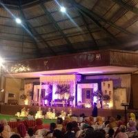 Photo taken at GOR Baluran by petualang c. on 8/9/2014