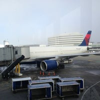 Photo taken at Gate S7 by arupusu on 12/26/2013