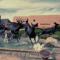 Photo taken at Eiteljorg Museum of American Indians & Western Art by Ho on 9/15/2012