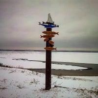Снимок сделан в Бригантина пользователем Олег С. 12/12/2015