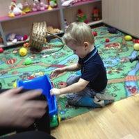 Photo taken at СТРИЖка-МАЛЫШка, парикмахерская для детей by Федор С. on 12/20/2012