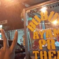 """Photo taken at Bubur Ayam PR """"Savoy Homan"""" by Adinda M. on 12/5/2014"""