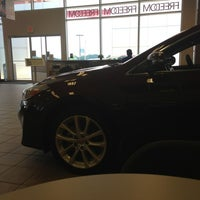... Photo Taken At Freedom Toyota Of Harrisburg By Michael P. On 7/8/ ...