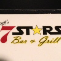 Photo taken at 7 Stars Bar and Grill by Beau B. on 1/8/2013