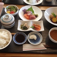 Photo taken at 旬鮮の里 西の丸 by とろろ on 9/25/2013