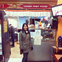 Photo taken at Tibetan mobile by Veronica C. on 11/22/2014