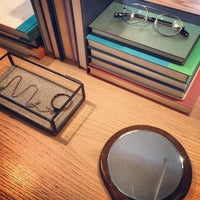 Photo taken at Warby Parker - Puck Store by Faraz K. on 5/23/2013