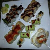 Photo taken at Baby Blue Sushi Sake Grill by Kari E. on 5/8/2013