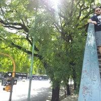 Photo taken at Tunel Av. Libertador by Flavio T. on 1/23/2013