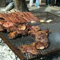 Photo taken at Feria de Mataderos by Flavio T. on 9/30/2012