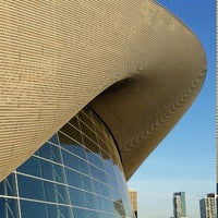 Photo taken at Better London Aquatics Centre by Sacha on 3/15/2014
