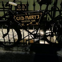 Photo taken at Old Mary's by Sacha on 6/8/2013