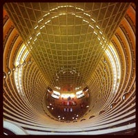 Photo taken at Grand Hyatt Shanghai by Witold R. on 5/31/2013