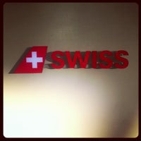 Photo taken at Swiss Lounge by Witold R. on 5/6/2013
