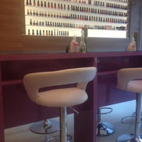 Photo taken at Luxury Nail Bar by Katryny L. on 12/7/2012