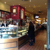 Photo taken at Patisserie Valerie by Andres M. on 5/11/2013