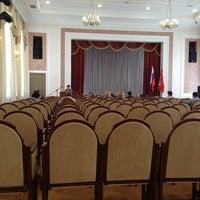 Photo taken at Администрация Выборгского района by Askar S. on 6/19/2013