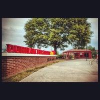 Photo taken at Durham History Hub by Crash Gregg on 10/12/2013