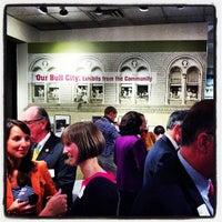 Photo taken at Durham History Hub by Crash Gregg on 10/10/2013