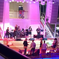 Photo taken at MeinSchiff 3 Poolparty by Thomas R. on 9/5/2014