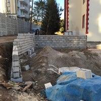 Photo taken at Çanakçı İnşaat by Alikaan T. on 11/17/2016