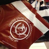 Photo taken at U.S.Polo ASSN by Kseniya S. on 10/28/2012