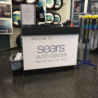 Photo taken at Sears by Benjamin G. on 10/29/2016