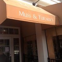 Photo taken at Muss & Turner's by Garrett H. on 10/7/2012