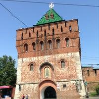 Снимок сделан в Нижегородский кремль пользователем Елена Ч. 7/7/2013