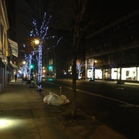 Photo taken at Madison Ave by Tanya R. on 1/14/2013