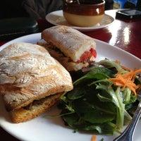 Photo taken at Cafe Henri - LIC by David B. on 1/6/2013