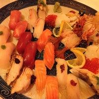 Photo taken at Sushi Yasu by David B. on 10/21/2012