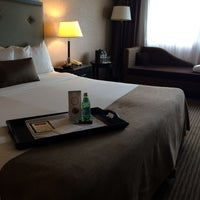 Photo taken at Atlantica Hotel by Jean-François G. on 8/11/2016