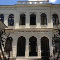 Foto tirada no(a) Oficina Cultural Oswald de Andrade por ZK F. em 11/6/2012