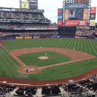 Photo taken at Citi Field by Jordan P. on 7/21/2013